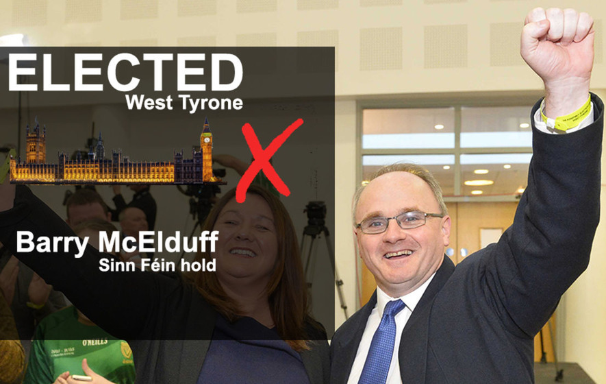 Constituency Profile: Barry McElduff wins West Tyrone