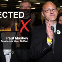 Constituency Profile: Paul Maskey of Sinn Féin holds on to West Belfast seat