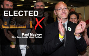 Constituency Profile: Paul Maskey of Sinn Féin holds on to West Belfast seat