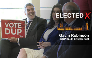 Constituency Profile: East Belfast returns DUP MP Gavin Robinson