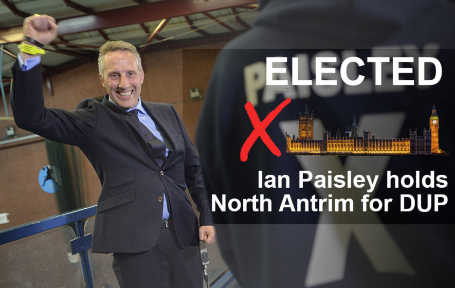 Constituency Profile: Ian Paisley Jnr wins North Antrim