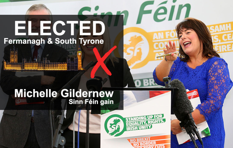 Constituency Profile: Michelle Gildernew retakes Fermanagh and South Tyrone