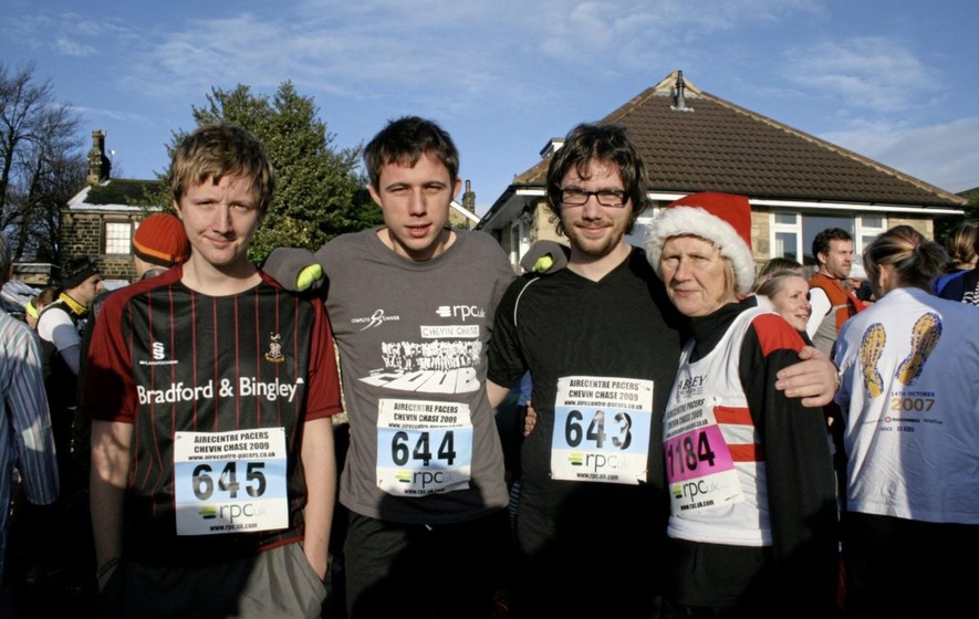 Brothers aim to run 75 miles in one day – all for the love of Mum