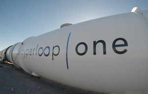 Hyperloop One's proposed UK route could travel between London and Edinburgh in 50 minutes