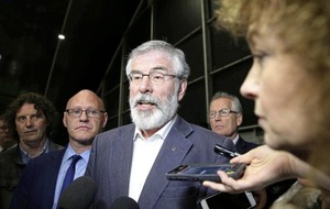 Gerry Adams to appeal two convictions for attempted prison escape