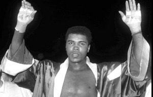 On This Day - June 10 2016: The Greatest, former world heavyweight boxing champion Muhammad Ali, is laid to rest in Louisville, Kentucky