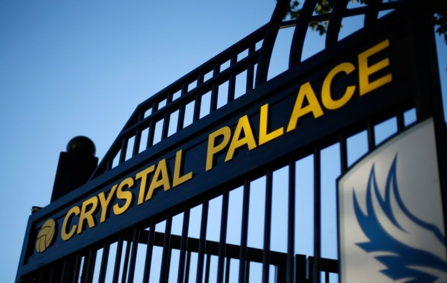 Crystal Palace ran away with the political tweet of the day award