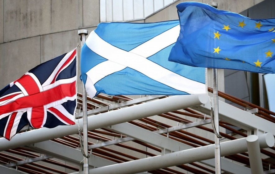 What do the general election results mean for a second Scottish referendum?