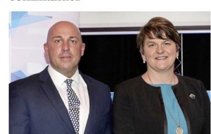 Twitter derides DUP as Theresa May and Arlene Foster forge alliance