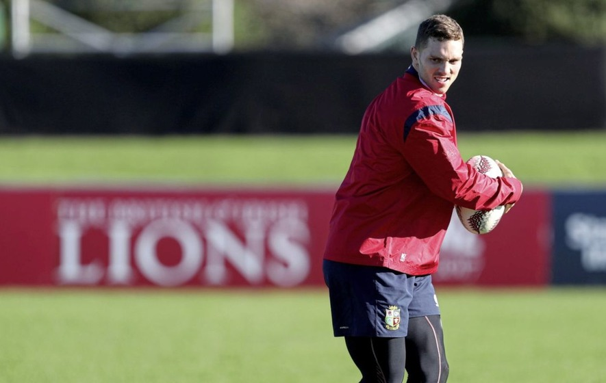 George North urges Lions to roar before it is too late