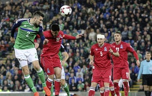 Northern Ireland seeking to rule Azerbaijan out of play-off race