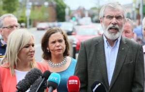 United Ireland referendum 'inevitable', says Gerry Adams