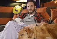 Tom Hardy devastated by death of beloved dog and 'best friend' Woody