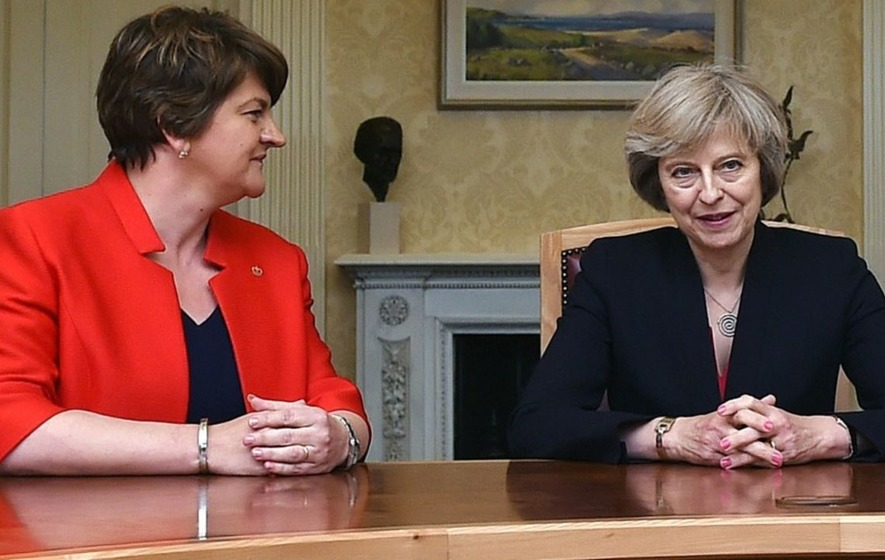What you need to know about the DUP - the party supporting Theresa May's new minority government