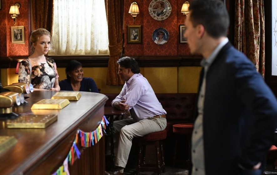 Dark times ahead for EastEnders' Lauren Branning