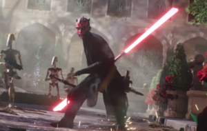 From Darth Maul to Madden NFL 18: EA had plenty to show off at its pre-E3 showcase