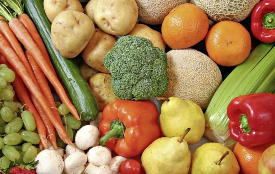 'Huge concern' as most adults in north eat three or fewer pieces of fruit and veg a day
