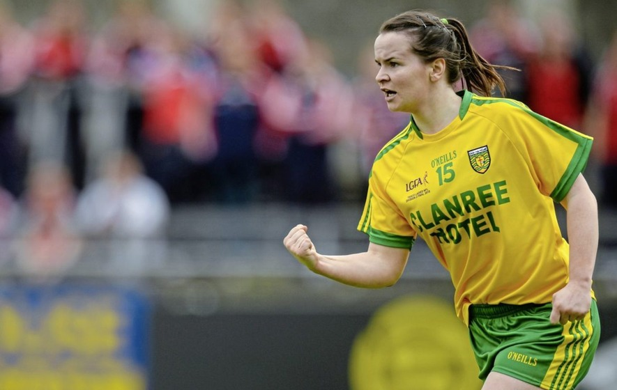 Donegal beat Armagh after scoreless first half to reach Ulster final