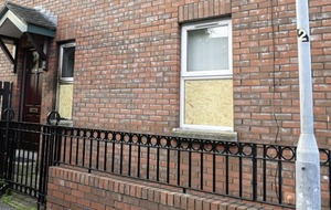 Man injured in east Belfast petrol bomb attack