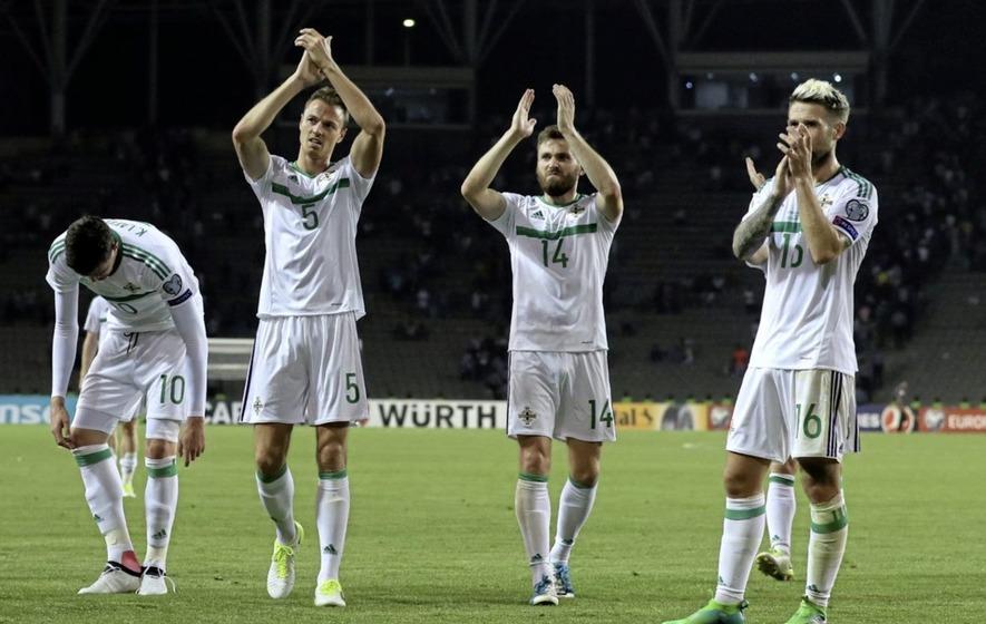 Team spirit key to Northern Ireland's success says Jonny Evans