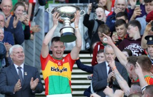 Deadly James Doyle to the four as Saffrons fall short against Carlow in Christy Ring final
