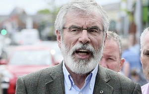 John Manley: It looks like Gerry Adams will stand back and watch British politics turn in on itself