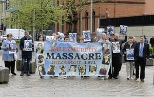 Ballymurphy families wary of amnesties