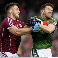 Galway keep their grip on Mayo out west