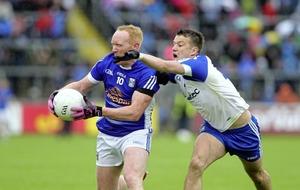 Owen Duffy shines again in Monaghan win over Cavan