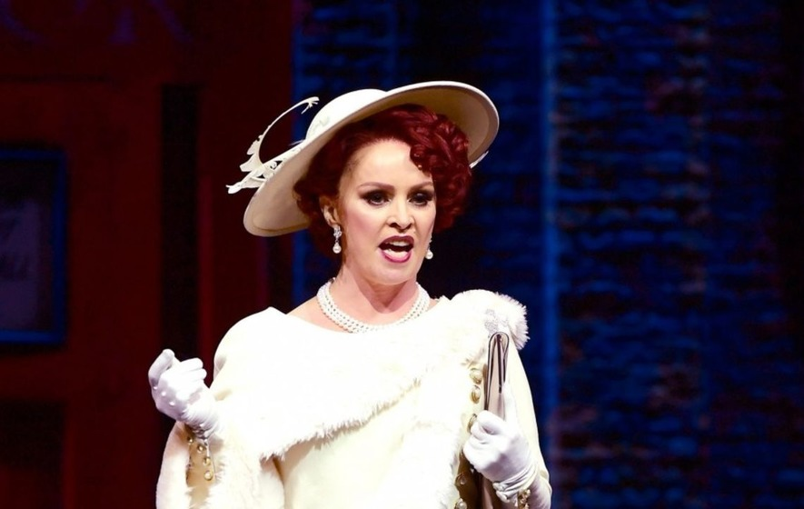 Sheena Easton I M Much More Low Key Than 42nd Street Diva
