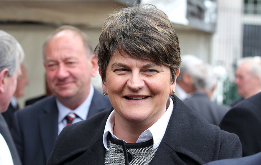DUP will use increased influence responsibly, says Arlene Foster