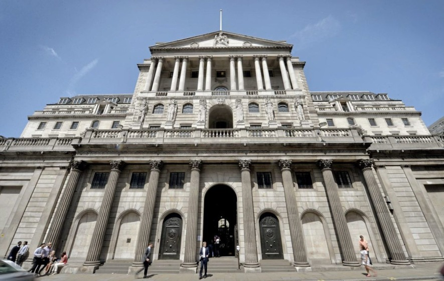 Rates and sterling will be closely scrutinised this busy week