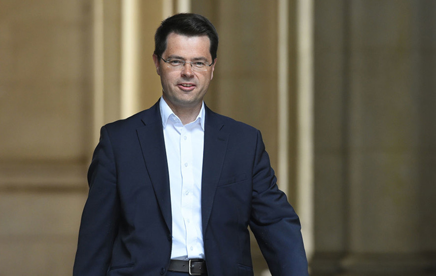 James Brokenshire rules out independent mediator for Stormont talks