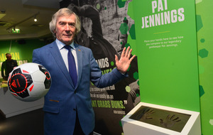 On This Day - June 12 1945: Pat Jennings, Tottenham, Arsenal and Northern Ireland legend, is born