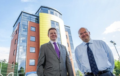 New offices for pharma firm GSK in Quay Gate House - The