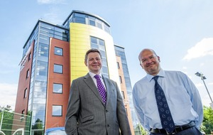 New offices for pharma firm GSK in Quay Gate House