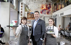Video: New chic café-bar opens on Belfast's Dublin Road