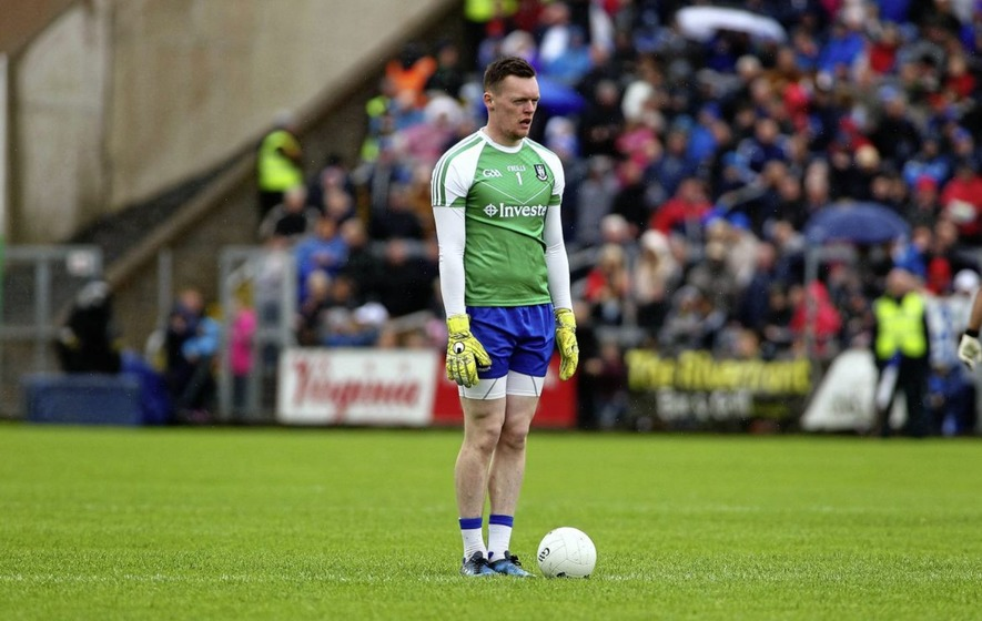 Rory Beggan's confidence returns in dead-ball masterclass