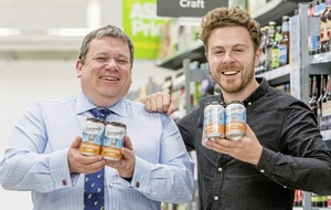 Belfast brewer's 'clean water lager' to be stocked by Asda