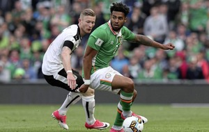 Cyrus Christie hits out at ref as Ireland rue dropped points