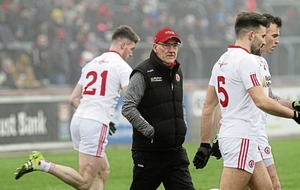 Tyrone boss Mickey Harte doesn't expect 'shoot-out at OK Corral' against Donegal in Ulster Championship semi-final