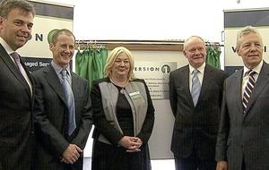 Irish IT company Version 1 doubles Belfast workforce to 120