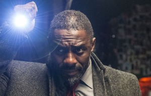Idris Elba prepares to put Luther's coat back on for a new series
