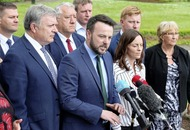 SDLP says DUP and Sinn Féin are preparing to make a deal to restore powersharing