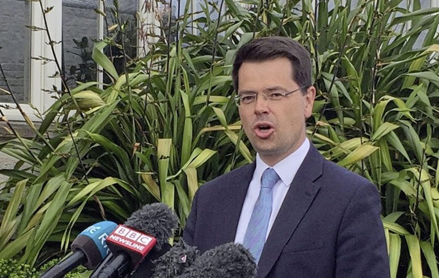 James Brokenshire insists Tory/DUP pact will not affect power-sharing talks