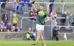 Matthew Fitzpatrick shakes off ankle injury and declared fit for Antrim's All-Ireland Qualifier campaign
