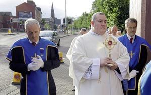 Relic of St Teresa of Calcutta visits Belfast for Irish tour