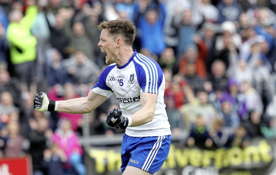 Analysis: Monaghan's dangermen utilise space in behind