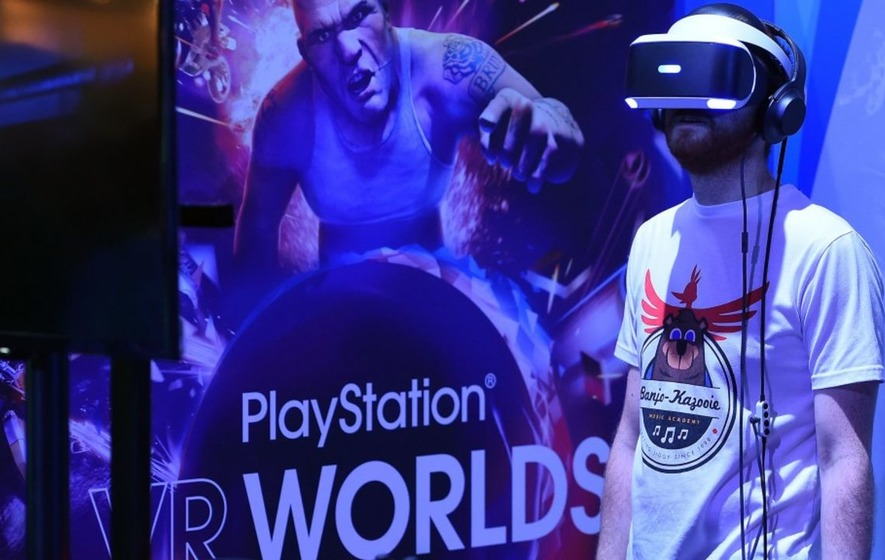 Sony put PlayStation VR front and centre of its E3 showcase