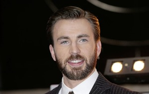 Superhero movie star Chris Evans cried when he read the script of Gifted